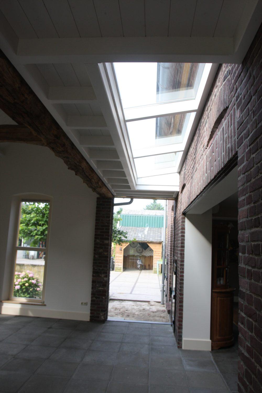 Aanbouw zorggebouw