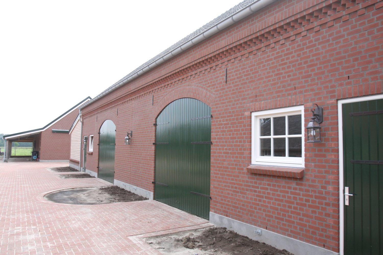 Vernieuwbouw boerderij