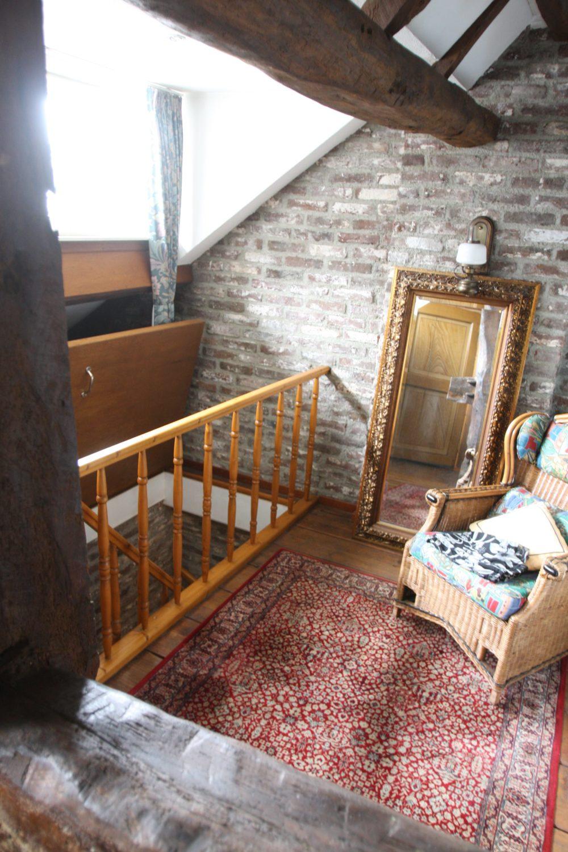 Deel woonhuis wordt appartement