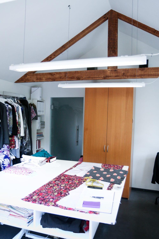 Atelier in bijgebouw