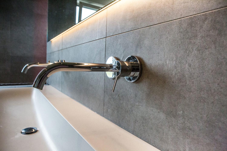 Vernieuwing badkamer