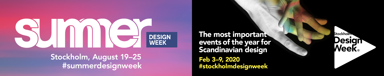 Stockholm designweek (S)